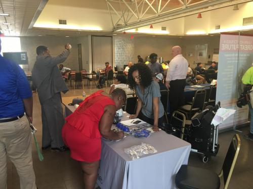 Watts Job Fair 1